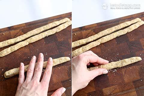 Ultimate Keto Breadsticks