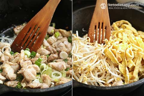 Keto & Paleo Pad Thai