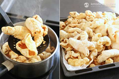 How To Make Pork Cracklings aka Pork Rinds aka Chicharrones