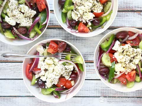 77 Low-Carb Vegetarian Dinner Ideas