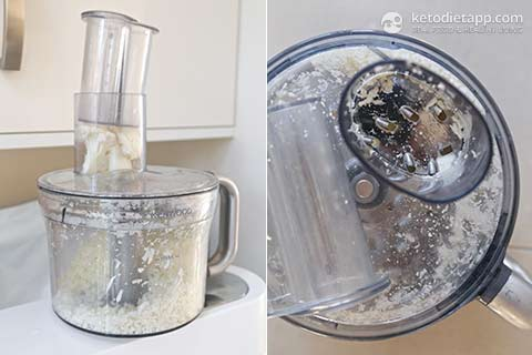 |How to Make Cauli-rice