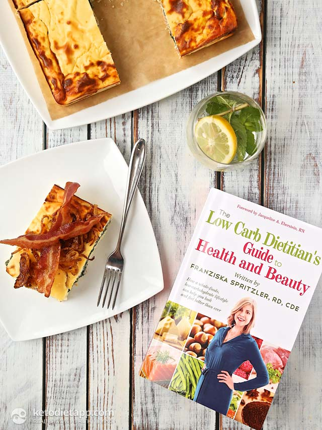 |Book Review: The Low Carb Dietitian's Guide to Health and Beauty