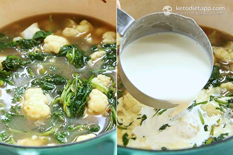 SuperFood Keto Soup