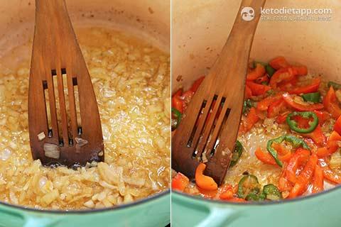 Low-Carb Tex Mex Soup