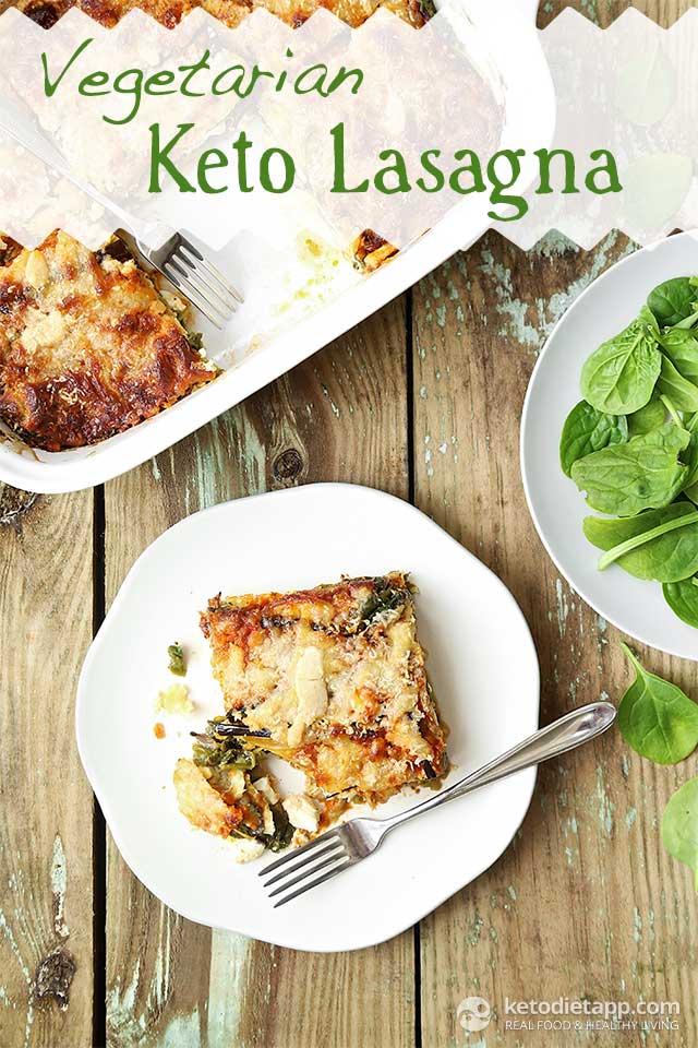 Vegetarian Keto Lasagna The Ketodiet Blog