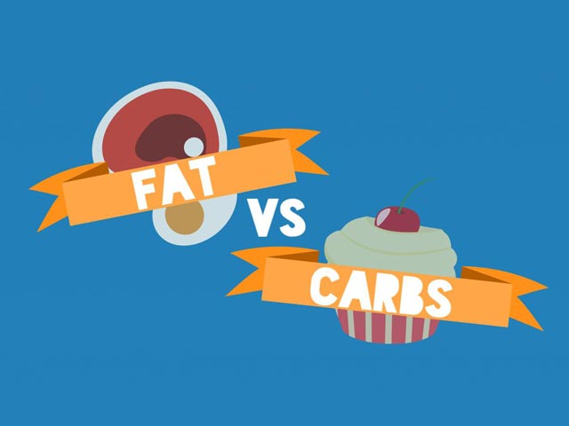 Why We Get Fat: Carbs vs Fat