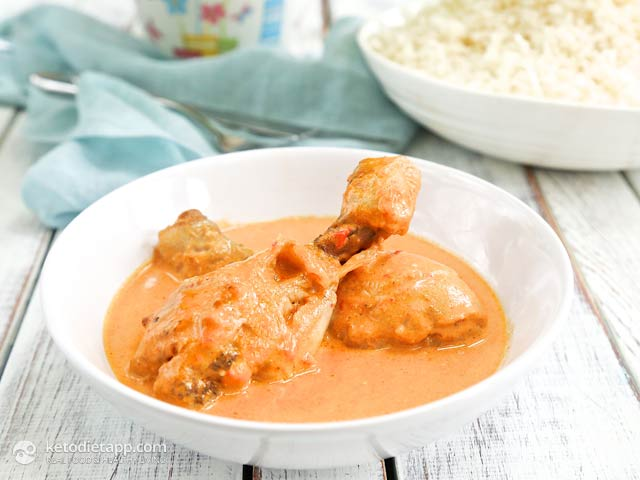 Easy Paprika Chicken