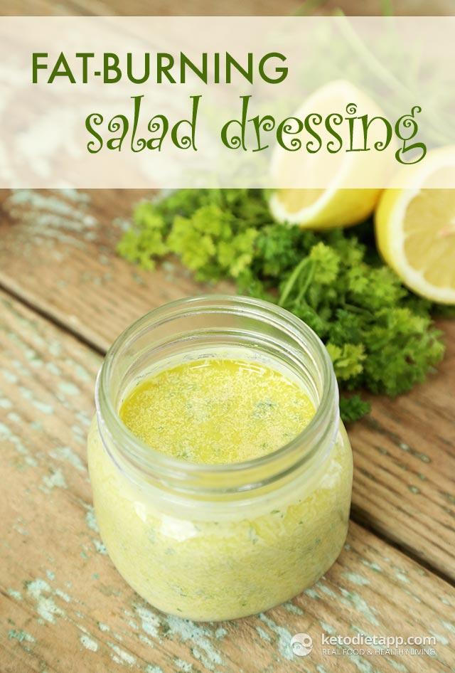 Fat Burning Salad Dressing