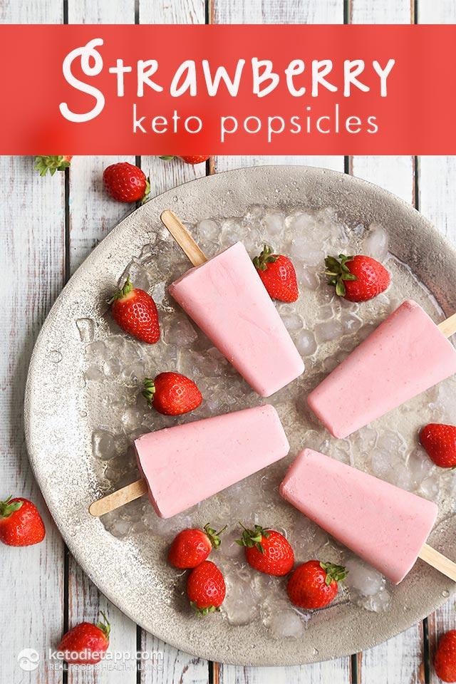 popsicle for keto diet