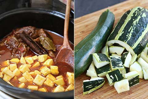 |Autumn Beef & Vegetable Stew