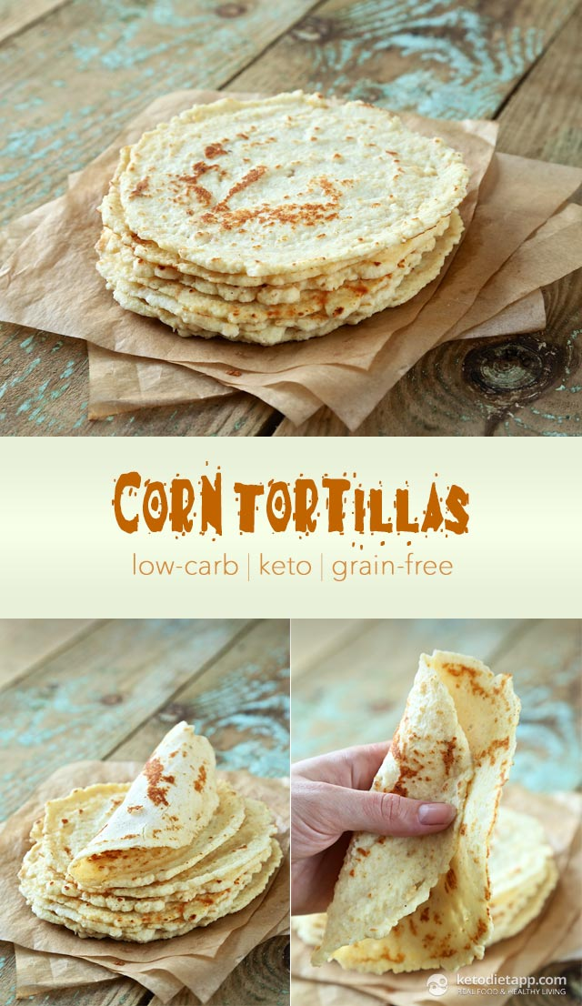 Book Review: Traditional Tex-Mex Low Carb Fiesta (Corn Tortillas)
