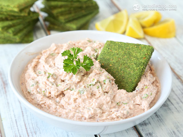 Healthy Keto Salmon Paté
