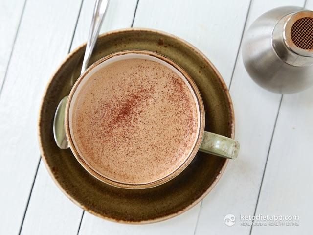 Fat-Fueled Keto Tea