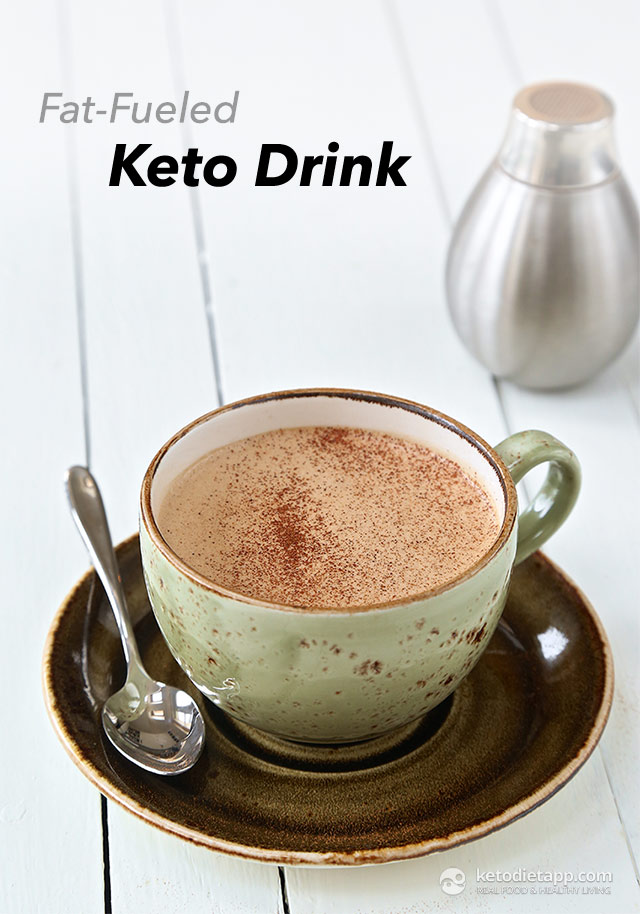 Fat-Fueled Keto Drink