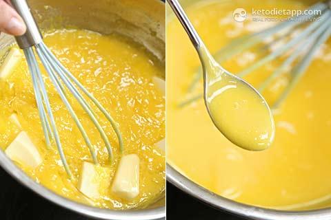 How to Use Leftover Egg Yolks: Make Low-Carb Lemon Curd