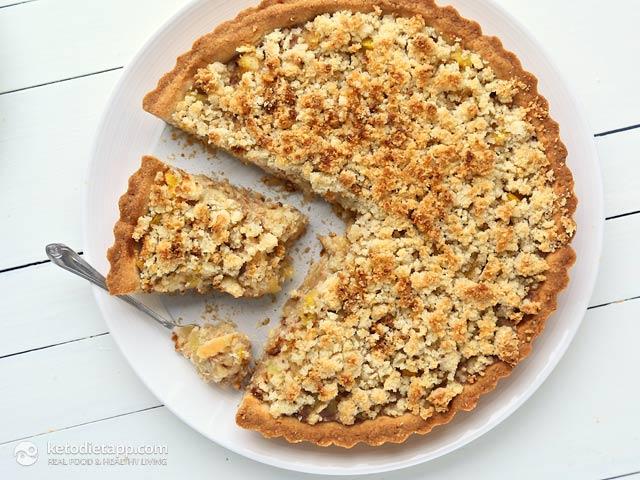 Apple Cake Keto Recipe: How To Make An Honest To Goodness Low-Carb Pie!
