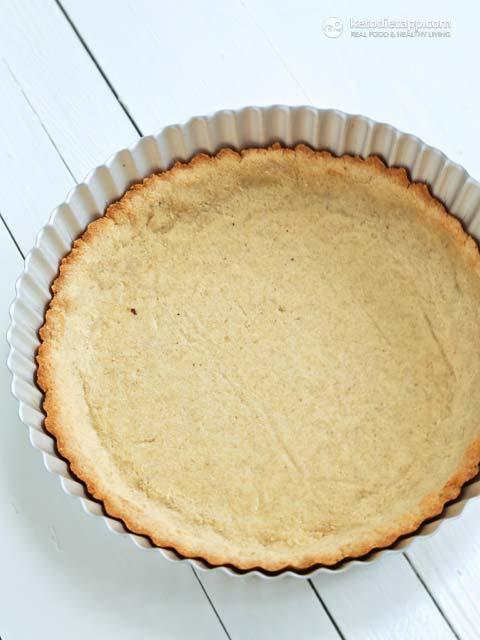 Multipurpose Keto Pie Crust