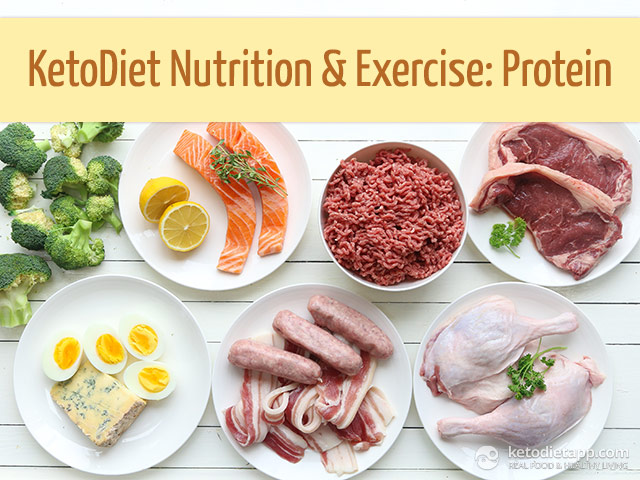 Ketogenic Nutrition and Exercise: Protein | The KetoDiet Blog