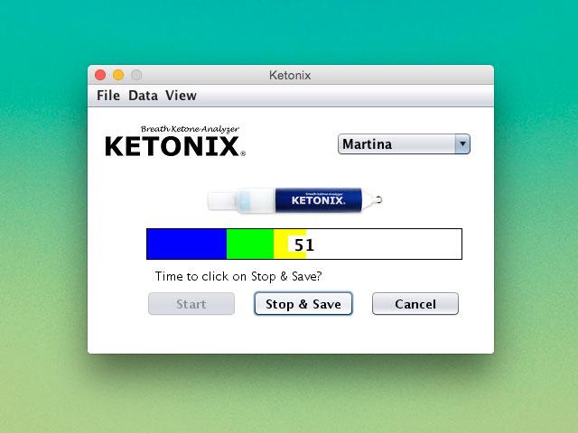 How To Use the Ketonix Breathalyzer