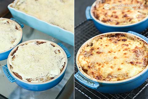 "The Best Low-Carb ""Potato"" Gratin"