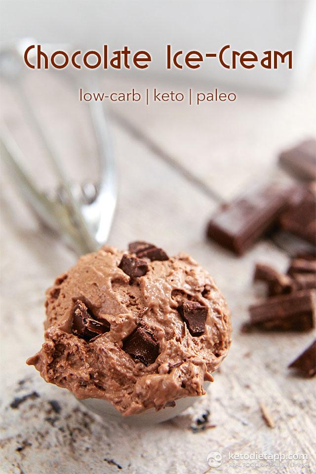 Ultimate Keto Chocolate Ice-Cream