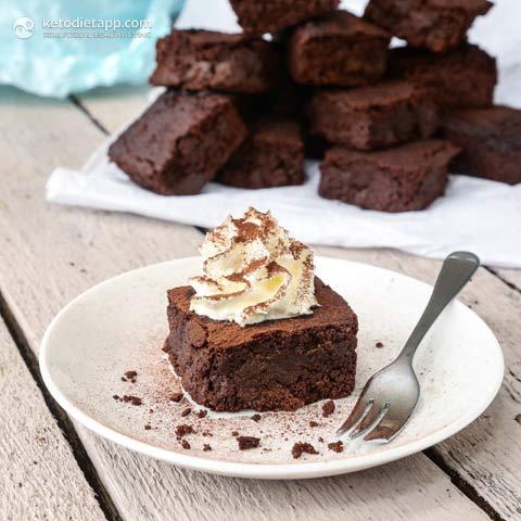 Ultimate Keto Chocolate Brownies