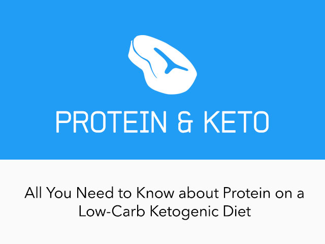 All You Need to Know About Protein on a Low-Carb Ketogenic Diet