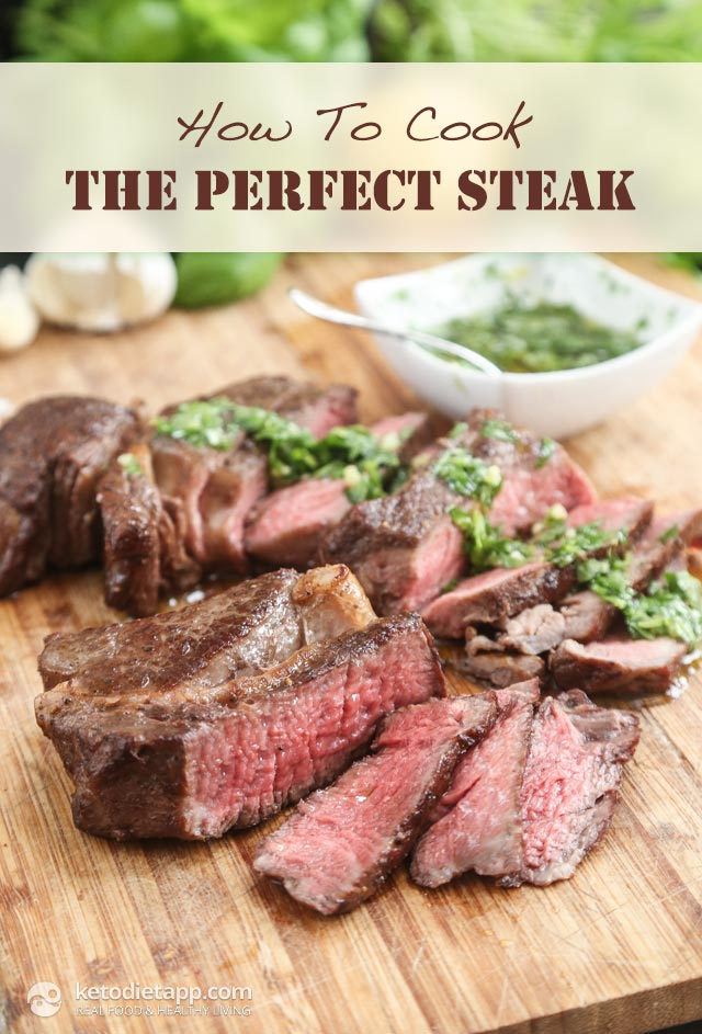 |How To Cook The Perfect Steak