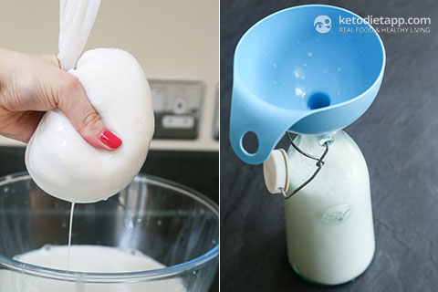 How To Make Coconut Milk and Coconut Flour