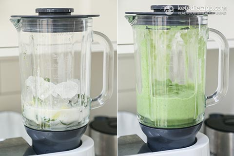 |Healthy Keto Green Smoothie