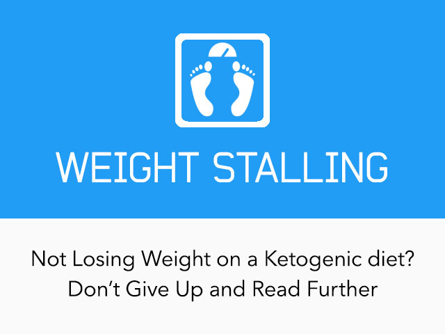 |Not Losing Weight on a Low-Carb Ketogenic Diet? Don't Give Up and Read Further