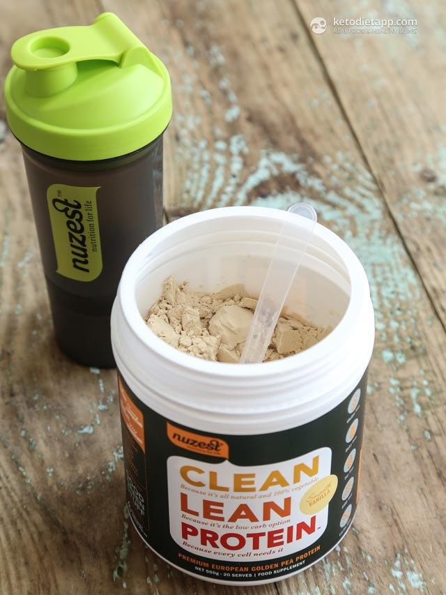 Product Review and Giveaway: Nuzest