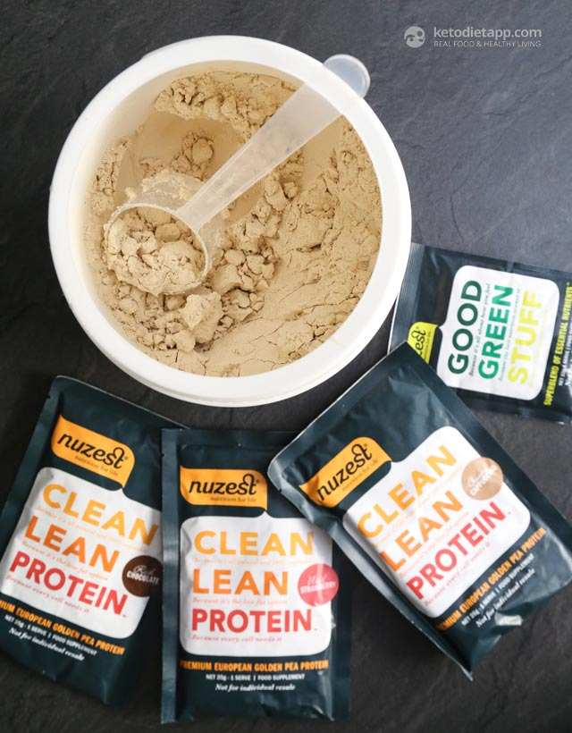 Product Review and Giveaway: Nuzest | KetoDiet Blog