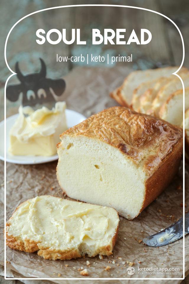 Keto Soul Bread (low-carb, primal)