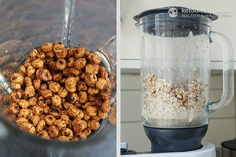 How To Make Tigernut Milk and Tigernut Flour