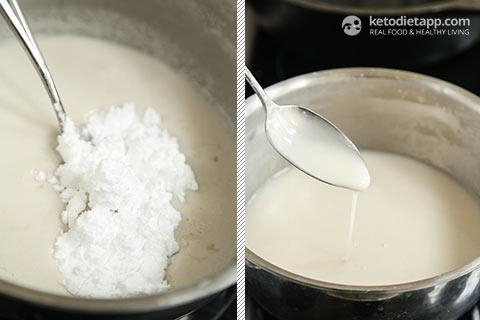 Keto & Paleo Condensed Milk