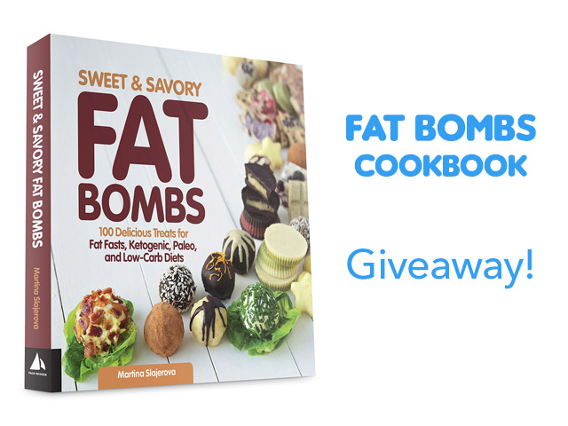 Announcing the Fat Bombs Cookbook - and Waldorf Salad Fat Bombs Recipe
