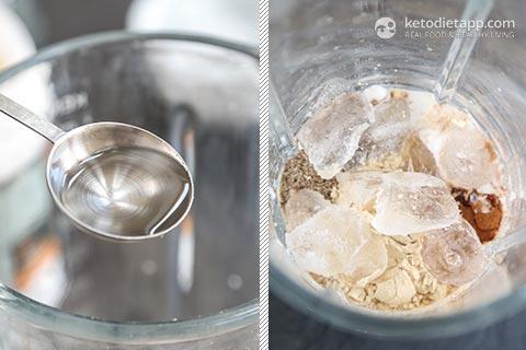 Creamy Keto Cinnamon Smoothie