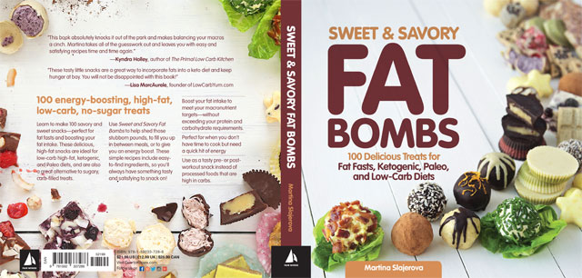 Waldorf Salad Fat Bombs from the Fat Bombs Cookbook