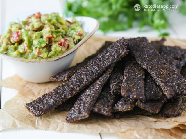 Soft & Tender Homemade Beef Jerky