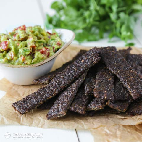 Healthy Homemade Beef Jerky