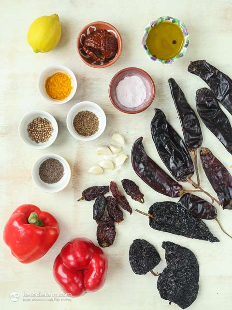 How To Make Harissa Paste