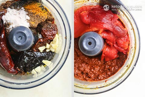 |How To Make Harissa Paste