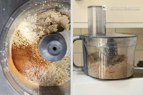 Crunchy Nut-Free Keto Cinnamon Cereal