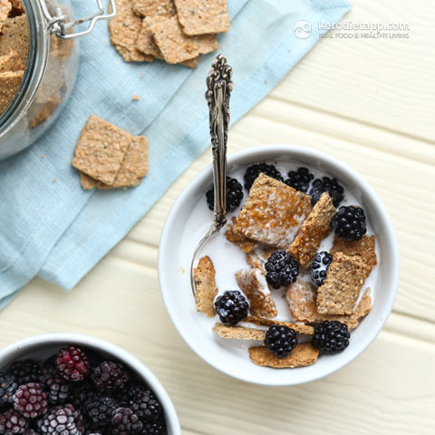 |Allergy-Free Healthy Keto Cereal
