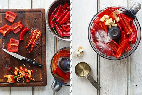How To Make Fermented Sriracha Sauce