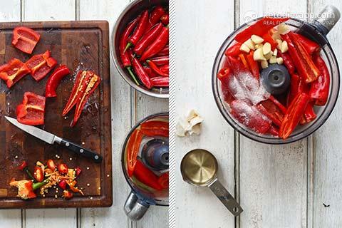 How To Make Fermented Sriracha Sauce