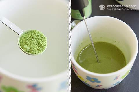 Bulletproof Keto Matcha Latte