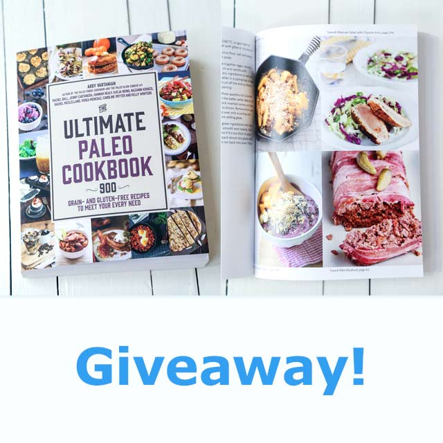 |Book Review: The Ultimate Paleo Cookbook (5-Minute Chicken Liver Pâté)