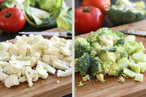 Low-Carb Vegetarian Greek Briam